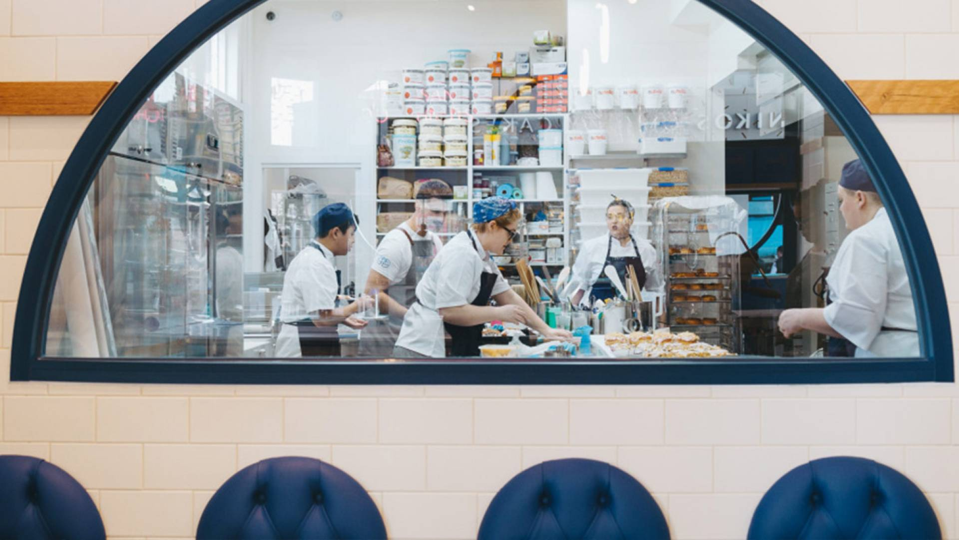 Cafe Design Melbourne - The Oakleigh Doughnut Co