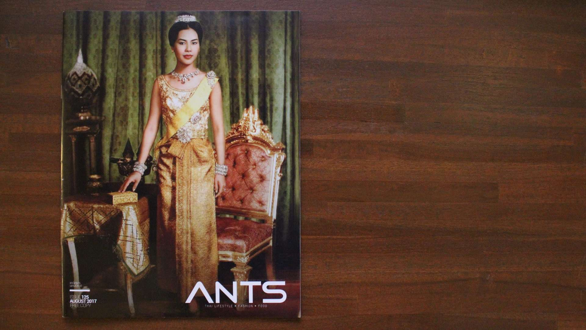Thai Lifestyle Magazine ANTS Showcases Studio Equator's Chalawan Cocktail Bar & Restaurant
