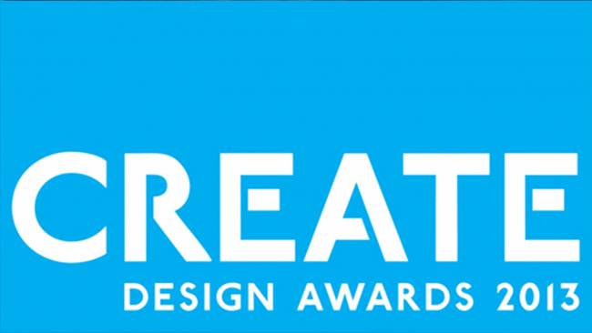 CREATE AWARDS 2013 STUDIO EQUATOR FINALIST Type