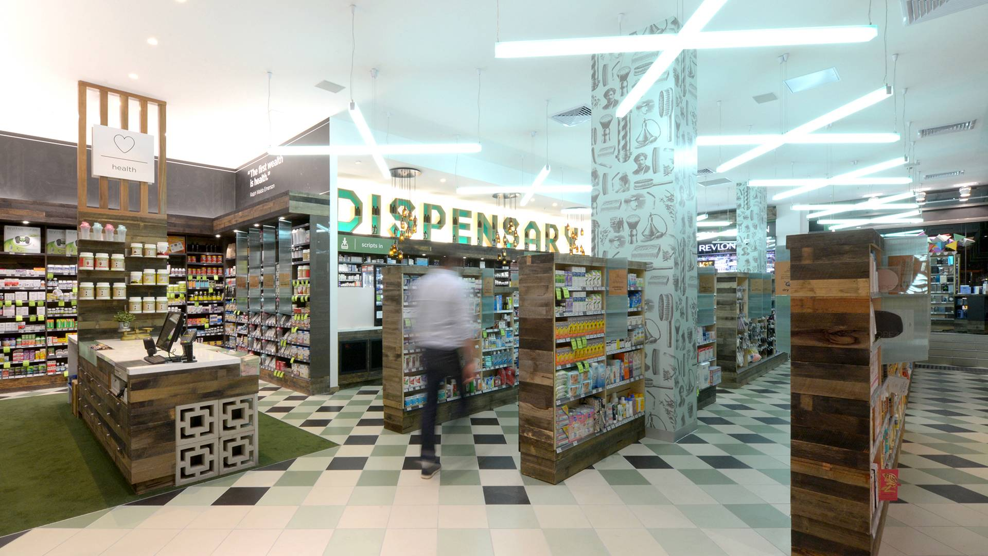 Whites Dispensary