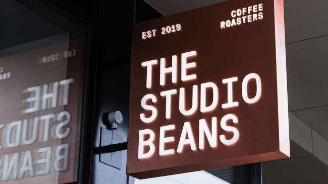 The Studio Beans Carnegie Now Roasting