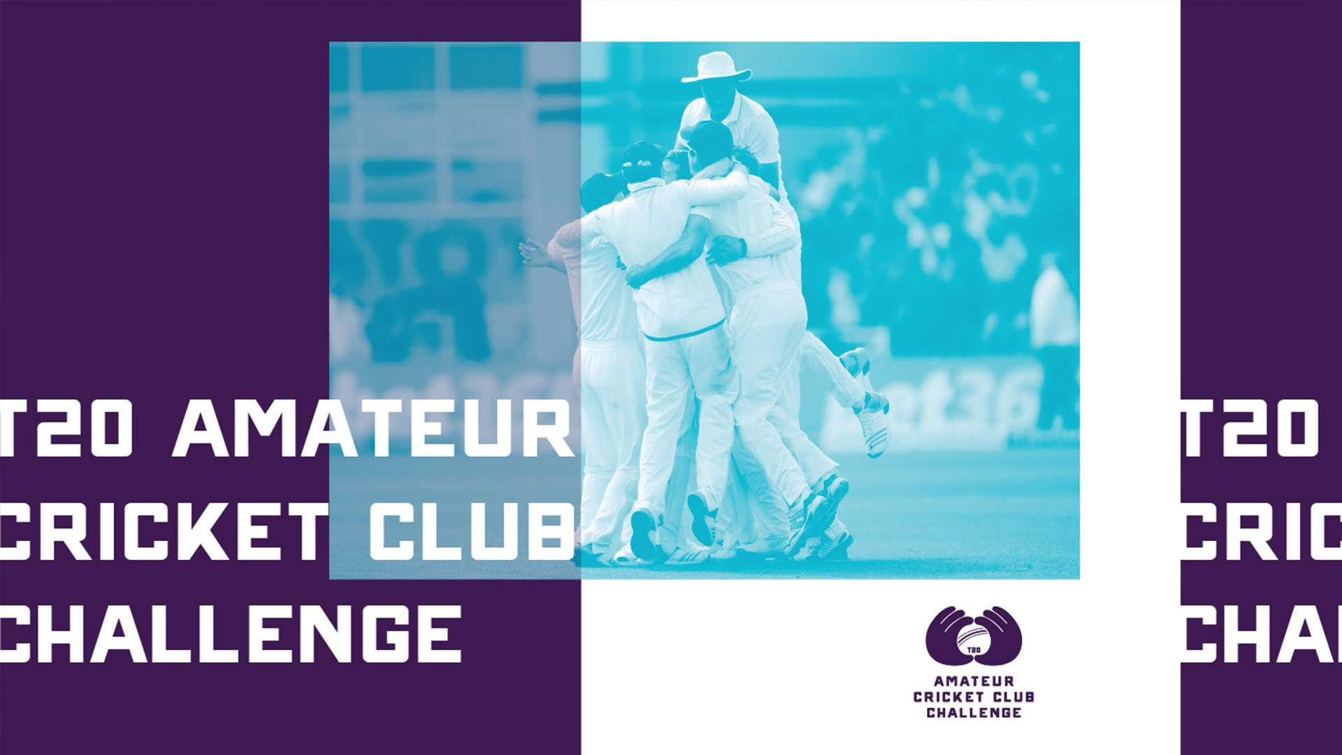 T20 Amateur Cricket Club Challenge New Visual Identity & Website Design by Studio Equator